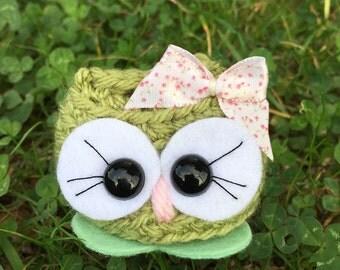 Amigurumi Barn Owl : Amigurumi barn owl Etsy