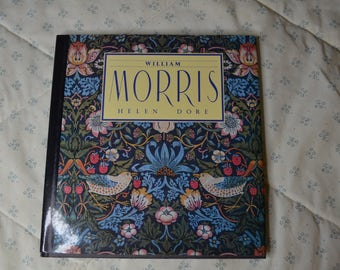 Book-William Morris by Helen Dore