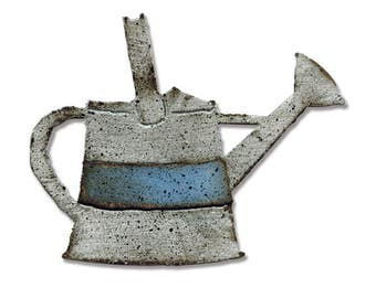 Sizzix - Tim Holtz Alterations - Bigz Die - Watering Can