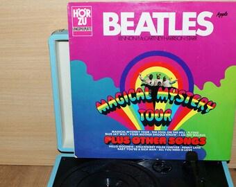 Beatles Magical Mystery Tour Vinyl Record LP German