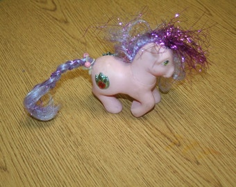 Vintage 1980s MY LITTLE PONY Rare Princess Dawn!  Private Collection!