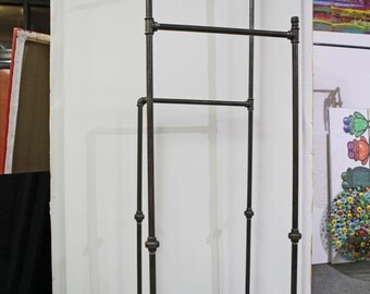 kleiderstange etsy. Black Bedroom Furniture Sets. Home Design Ideas