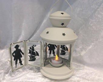 Night Light Pirate Theme Lantern