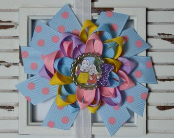 Max and Ruby Hair Bow