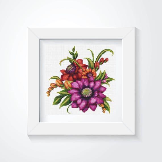 Cross Stitch Pattern Pdf Embroidery Chart Art Cross Stitch