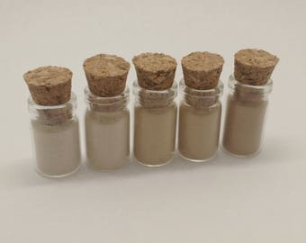 NO MICA! Truly Natural Plant Based Foundation/Blush SAMPLE