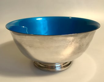 Reed and Barton MidCentury Bowl