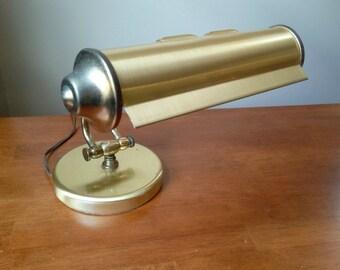 Brass Desk Lamp - Office Lamp