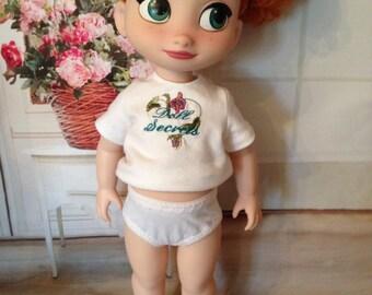 1 pr Undies/panties for Disney Animator doll