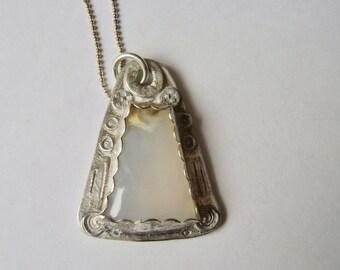 new artisan sterling pendant