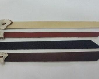 Antler Bookmarks Set, Rustic Bookmarks, Antler Bookmarks, Set of Rustic Bookmarks, Organic Bookmark Set