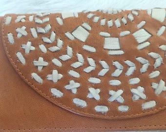 Genuine leather walket