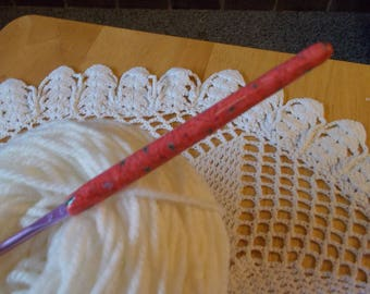 Size D crochet hook