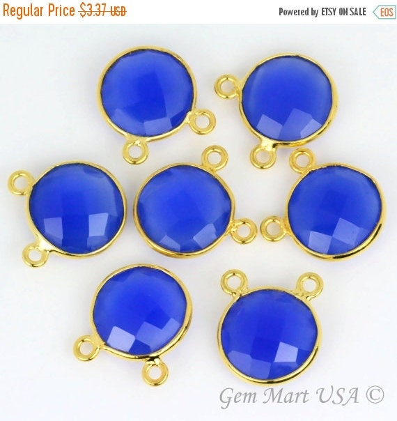 Holiday blowout natural blue chalcedony round shape by - Circular house plans shapes from nature ...