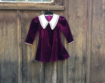 Victorian Style Dress, Toddler