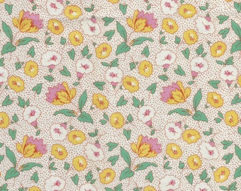Toybox IV by Sarah Morgan for Blue Hill Fabric, 30's Reproduction Fabric, Quilting Supplies