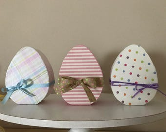 Small Easter Eggs // Easter Decoration