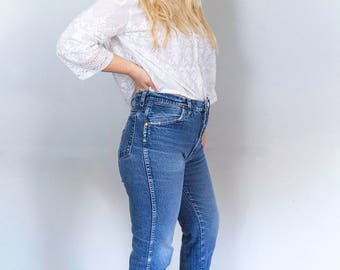 70s Vintage Wrangler Jeans Perfectly Worn