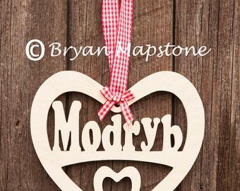 Modryb heart