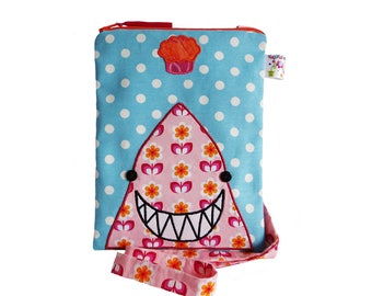 shark Shoulder bag, shark crossbody bag, shark shoulder pouch, shark handbag, Jaws Shoulder bag, Jaws crossbody bag, Jaws shoulder pouch