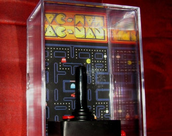 "Unique Collectible...Atari Control ""Pac-Man Old School Display""....Brand New ..Cool Gift idea (no glue involved)"
