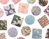 Japanese Stickers - Envelope Seals - Japan Theme Labels