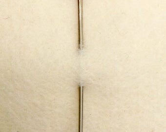 Art Deco Style Hat Tie Cravat Lapel Stick Pin, Vintage/Antique