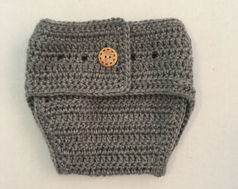 Baby Diaper Cover Crochet 0-3 Months