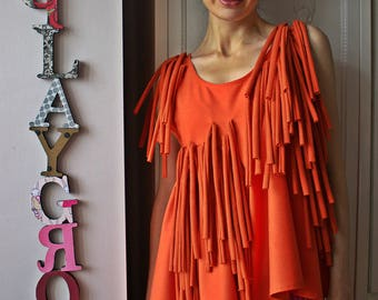 High fashion blouse, japanese pattern