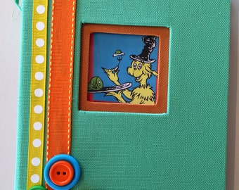 Dr Seuss 4x6 Photo Album