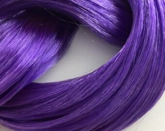 "PREORDER Coven Low Temp Nylon 31"" Doll Hair for OOAK Custom Monster High, My Little Pony, Blythe, Bratz, Sindy, Integrity Doll"
