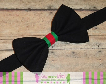 Designer Inspired READY To SHIP Bow Tie Newborn, Infant, Toddler, Youth, Teen, Men Gucci