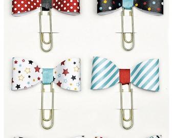 Echo Park Decorative Paper Clip Bows - Magic & Wonder