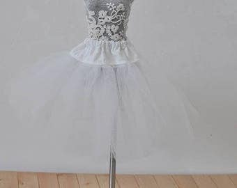 BJD bustle for SD or MSD size