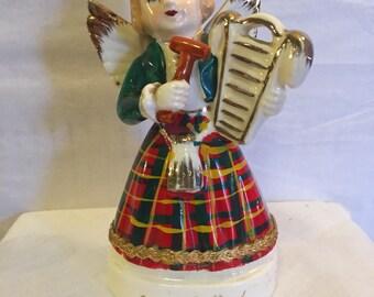 1958 Artgift Corp Angel of Scotland