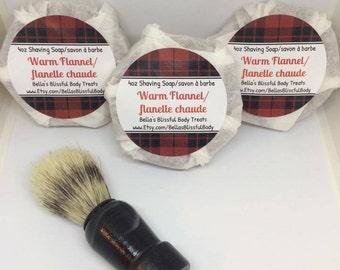 Shaving Soap, Vegan Shaving Soap, Vegan Soap, Lather, Handmade Shaving Soap Gift For Men, Gift For Women, Natural Soap Gifts, Hypoallergenic
