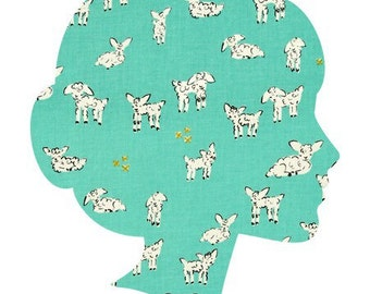 CLOVER SHEEP Lucy & Mabs Reusable pad or pantyliner / Made to Order