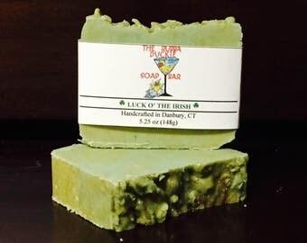 Luck O' The Irish Soap
