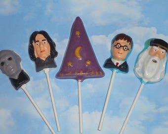10 Pc. Holy Hogwarts