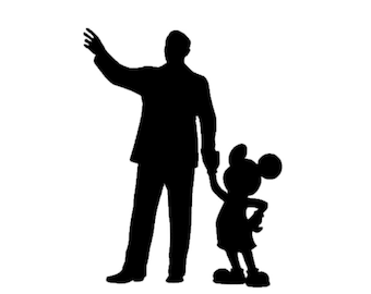 Mickey and Walt Disney Disney Magic Band Decal | Disney Decal | Walt Disney Sticker | Disney Magic Band Mickey Mouse Vinyl Decal  Disney