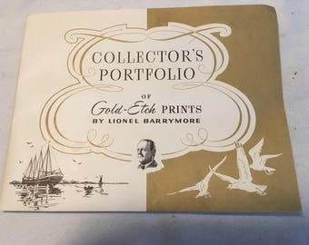 Vintage Art Prints by Lionel Barrymore