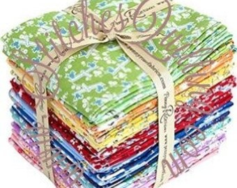 Fat Quarter Bundle Toy Chest (31 pieces)  Fabric by Penny Rose