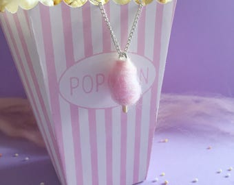 Candy Floss Necklace