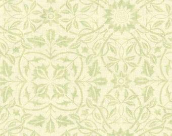 Moda - Fig Tree Quilts - Mill House Inn Series - Designer Joanna Figueroa - Pond Green Print - By the Yard