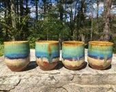 Ceramic Tumbler - Ocean Love