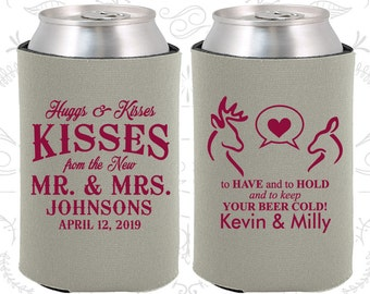 Pewter Wedding, Can Coolers, Pewter Wedding Favors, Pewter Wedding Gift, Pewter Wedding Decorations (250)