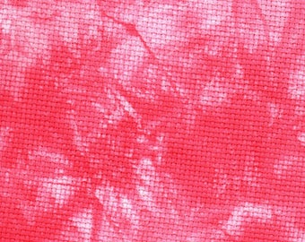 Pale Red - 9x16 - 14ct Aida