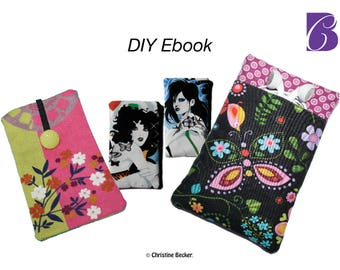 Ebook PDF Tutorial Mobile Phone Case, Camera or Tablet PC