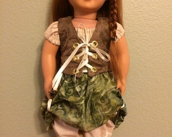 Pirate Princess Set for 18 inch Doll