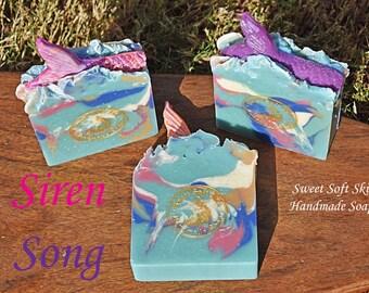 Siren Song Soap Bars